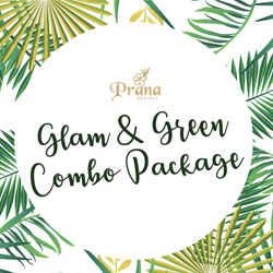 Glam & Green Combo Package Promo Packages 2017