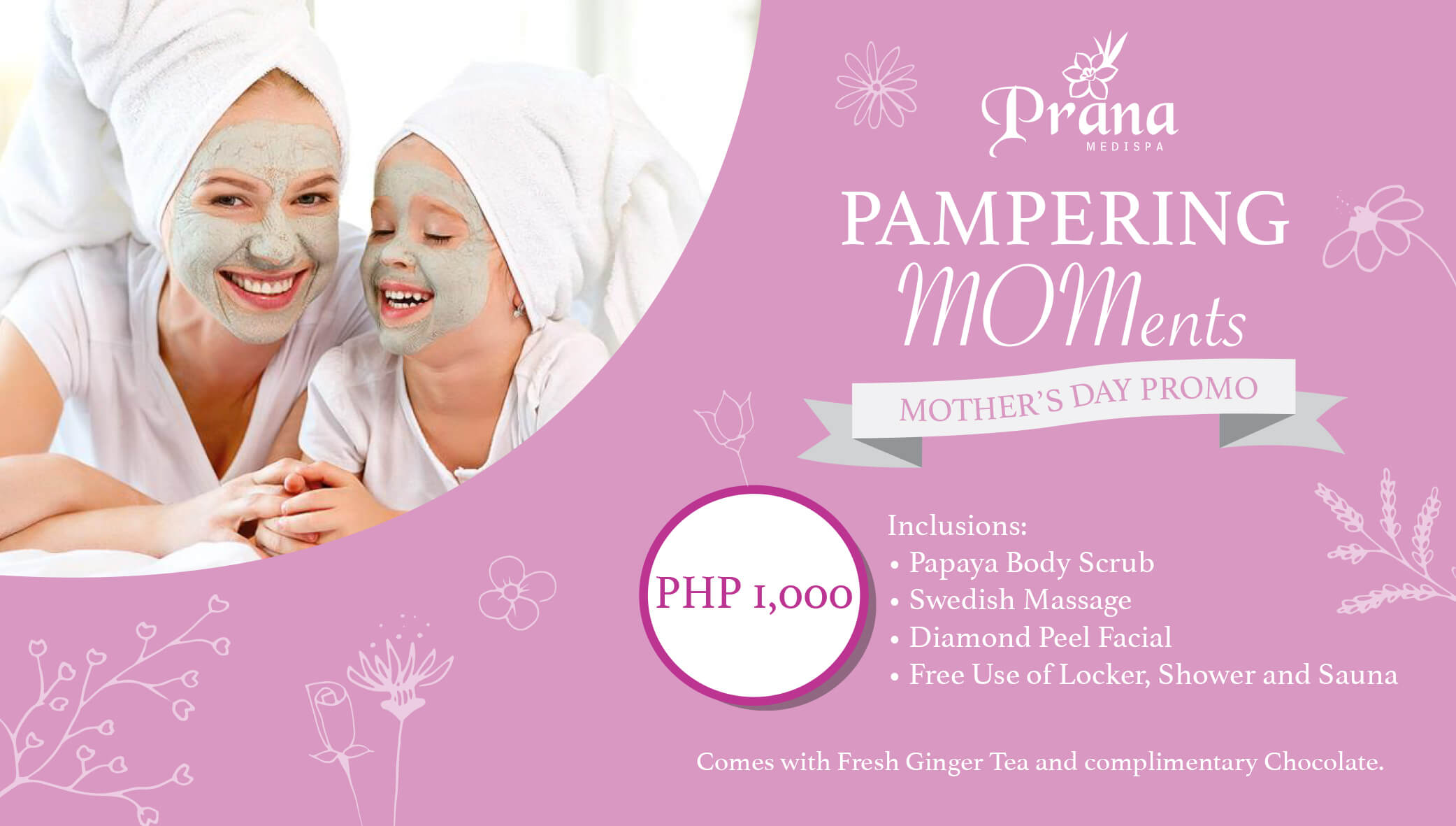 Pampering MOMents