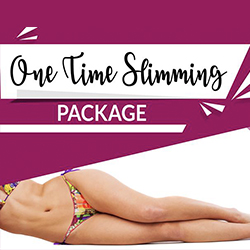 ONE-TIME SLIMMING PACKAGE Promo Packages 2017