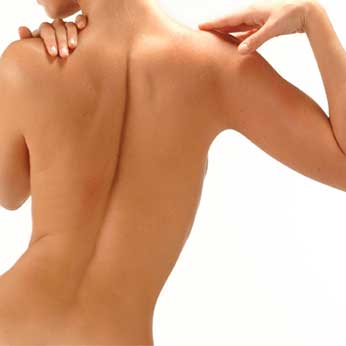 Back (mid back/back waist/buttocks) Slimming and Firming