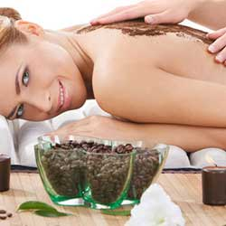 Bali Kopi Body Scrubs and Whitening Treatments