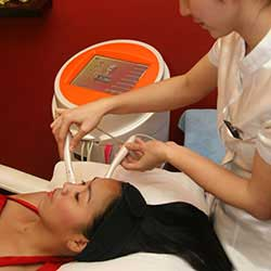 Oxygenated Eye Treatment Facials and Peels