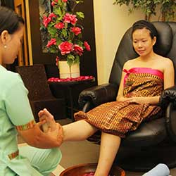 Foot Reflex Hand & Foot Treatment