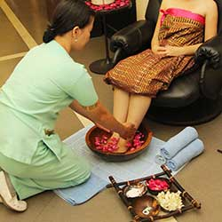 Foot Spa Hand & Foot Treatment