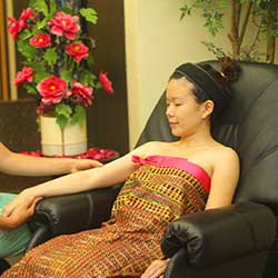 Hand Reflex Hand & Foot Treatment