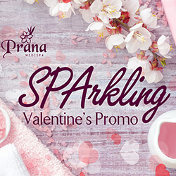 SPArkling Valentine's Promo  Promo Packages 2018